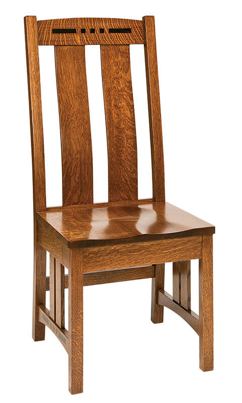 RH Yoder Colebrook Side Chair