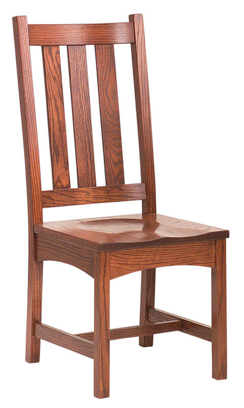 RH Yoder Vintage Mission Side Chair
