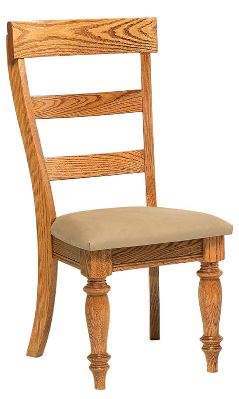 RH Yoder Harvest Highback Side Chair